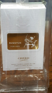 Creed Aventus For Her 75ML. Brand New