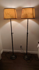 Pottery Barn - Chelsea Floor Lamps with Shade