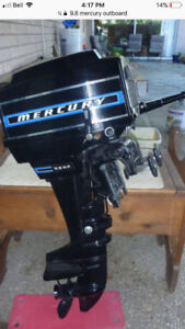 Wanted! Lower Unit for Mercury 9.8 hp. 70s 80s . 4.5, 7.5 9.8 hp