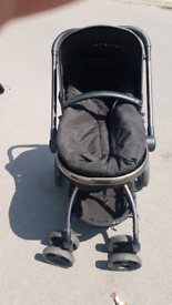 Mothercare orb pushchair. luxury 4 in 1
