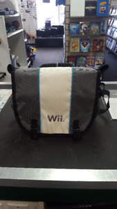 WII CONSOLE CARRYING BAG