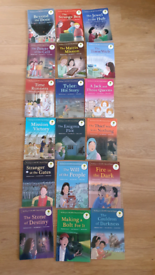 Oxford Reading Tree Biff, Chip & Kipper, 18 Books stage 10-12 age 7-9