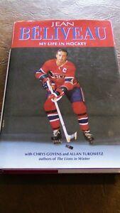 Jean Beliveau My Life In Hockey, 1994