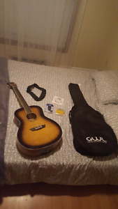 Guitar NEW never used
