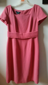 New Ralph Lauren pink shift dress - Size 6