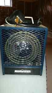 Mastercraft electric  heater