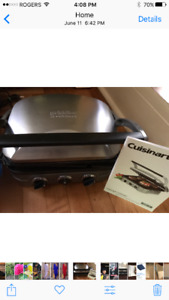 Cuisinart Stainless Steel Griddle (CDR-4C)