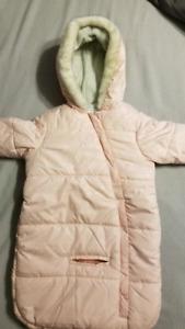 Carter's Snowsuit 0-6 months