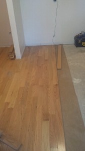 Flooring services ,great prices (From $1 sq/ft) Peterborough Peterborough Area image 3