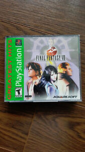 Greatest Hits Final Fantasy 8 for PS1