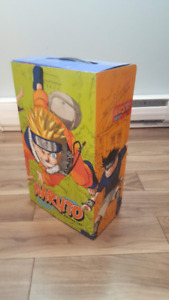 Naruto Complete Manga Series (Box Sets 1-3)