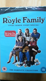 The Royale Family Box Set DVD,s