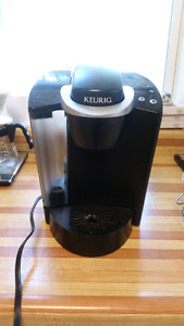 Keurig coffee machine and carousel