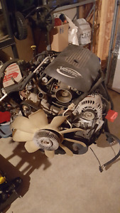 Gm 4.8 engine 2000-2003?