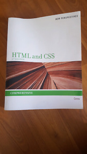 New Perspective HTML and CSS