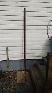 69 inch steel bar plus 8 pictures of tools