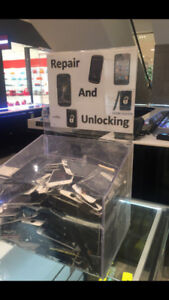 Mobilinq Halifax Shopping Center Repair & Unlocking