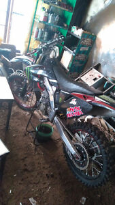2004 crf 250 r for sale