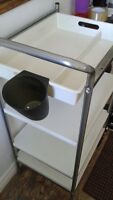 IKEA Kitchen Cart with Wheels ~ In Excellent Condition!