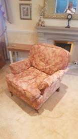 Ruskin armchair