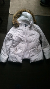 Ladies size small down filled jacket