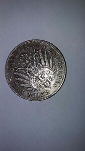 pièce de monnaie allemand pour collectionneur.