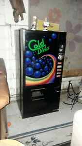 Vintage pop machine