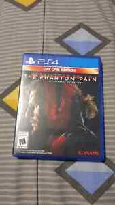 Two Ps4 Games for Sale