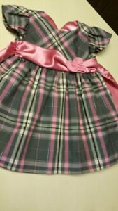 12 to 18 Months Baby girl dress...BRAND NEW WITH TAGS
