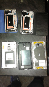 Phones and multiple other items