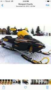 2002 Summit 800 MXZ for sale