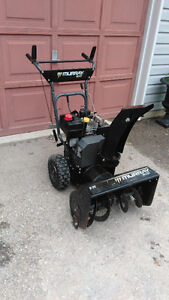 5hp / 22'' Murray Select Snowblower with Electric Start