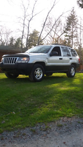 2 year mvi! 2004 jeep grand cherokee lardeo