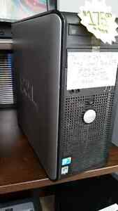 WOW! Crazy holiday prices on now! Dell Optiplex 760 desktop