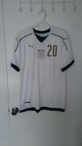 Italy jersey, Insigne