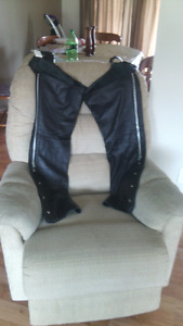 Peerless garments leather chaps