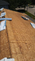 ROOFING and flat roof