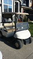 ***2009 EZ-GO RXV Electric Golf Cart 48v - Great Condition***