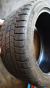 Michelin Pilot Alpin staggered set for Porsche or other (hiver)