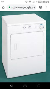 Frigidaire gallery gas dryer for sale.