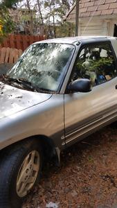 Toyota rav-4  1998 pour pièces