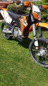 2010 KTM530EXC-STREET LEGAL