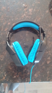 Logitech G430 wired Headset