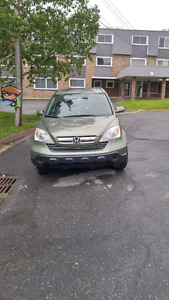 2007. CRV EXL full option ,automatic, AwD