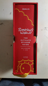 The simpsons world
