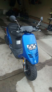 Piaggio Typhoon scooter for sale in good condition.$890 OBO