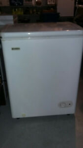 Kenmore Freezer 5.0 cu ft Good condition