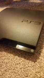 BARELY USED 160GB PS3 FOR SALE!!! IN MINT CONDITION!!!