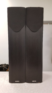 Mission M33 Tower Speakers