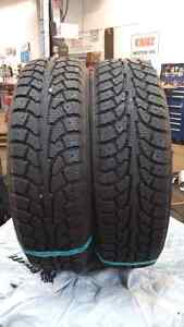 185/70R14 Hankook Winter I-Pike RSV Kitchener / Waterloo Kitchener Area image 1